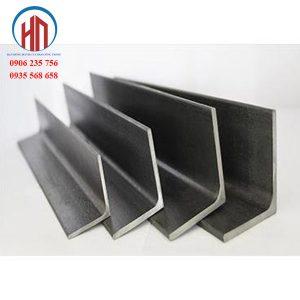 Thép V mạ kẽm được phổ biến nhiều trong các công trình xây dụng